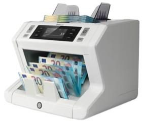 Compteuse de billets Safescan 2660-S 1500 billets/minute
