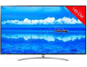 "TV 55"" LG 55SM9800 - UHD 4K, NanoCell, Dolby Atmos/Vision, Full LED"