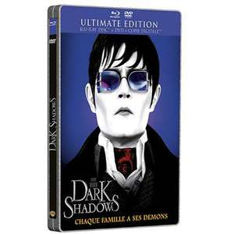 Blu-Ray Dark Shadows Ultimate Edition