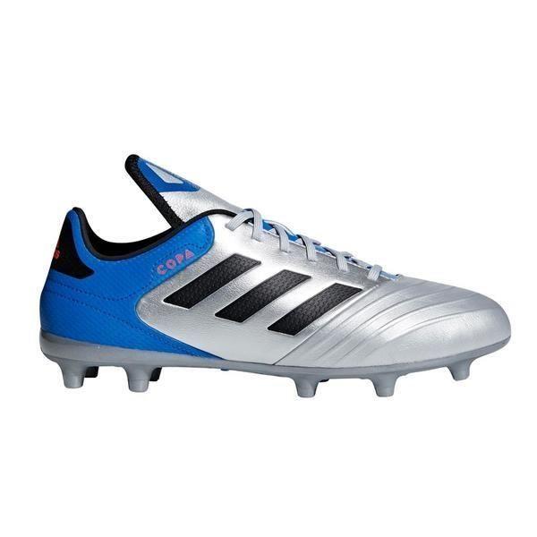 Chaussures de football Homme Adidas Copa 18.3 FG - Gris