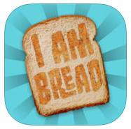 Jeu I am Bread sur iOS