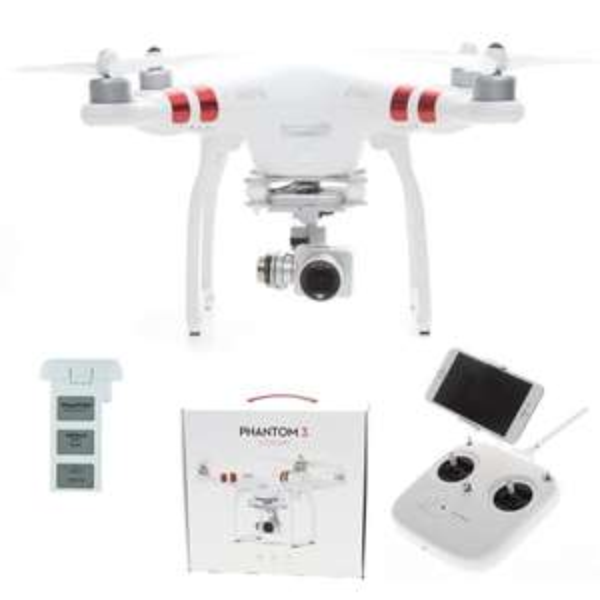 Drone DJI Phantom 3 Standard RC