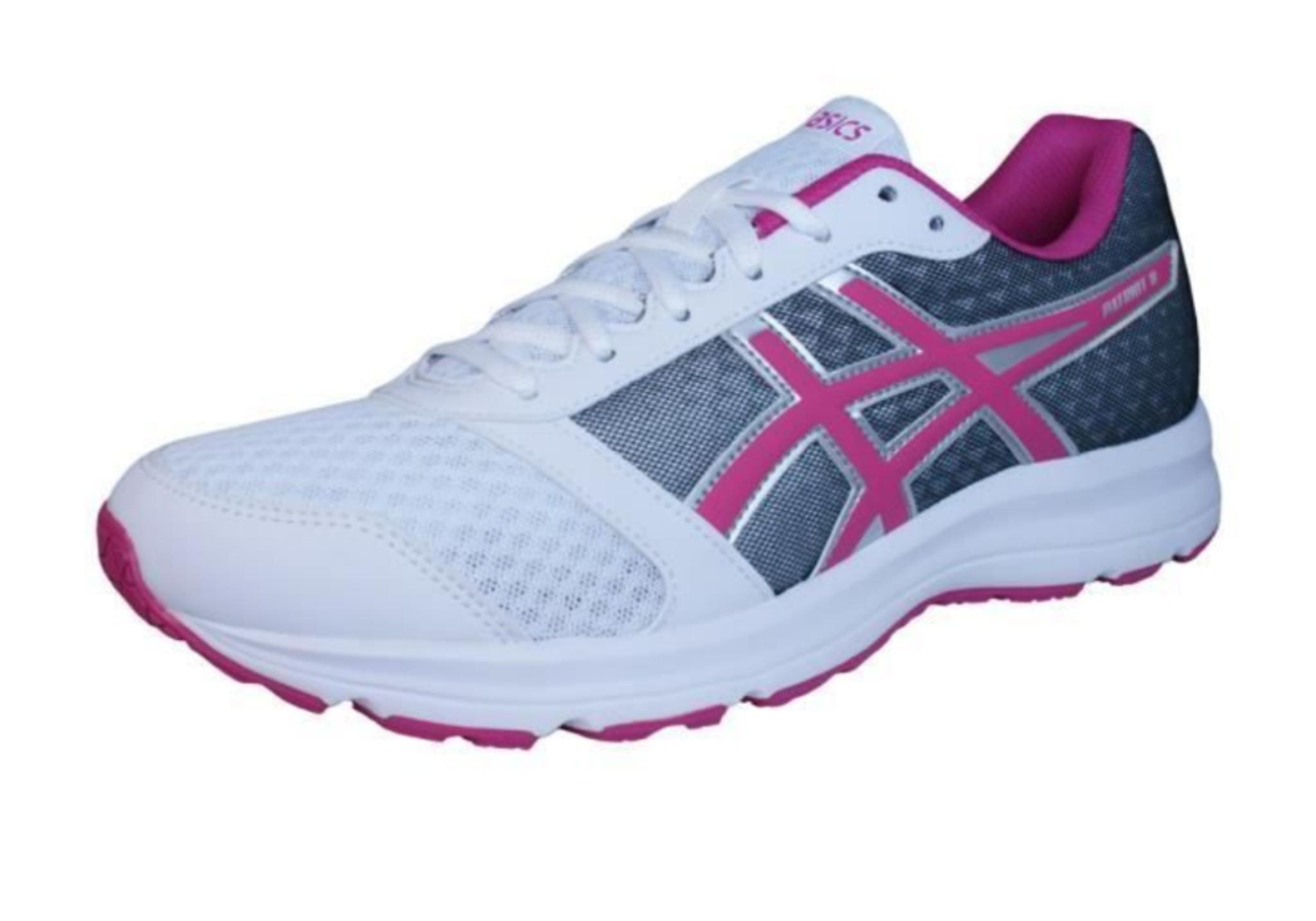 chaussures de marche asics femme