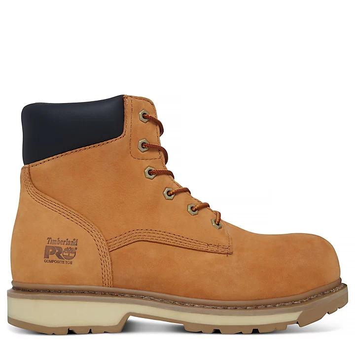 Chaussures Timberland Professional Eagle Worker - jaune (du 40 au 45.5)