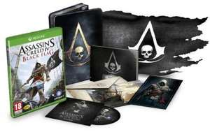 Assassin's Creed 4 Black Flag Edition Skull sur Xbox One