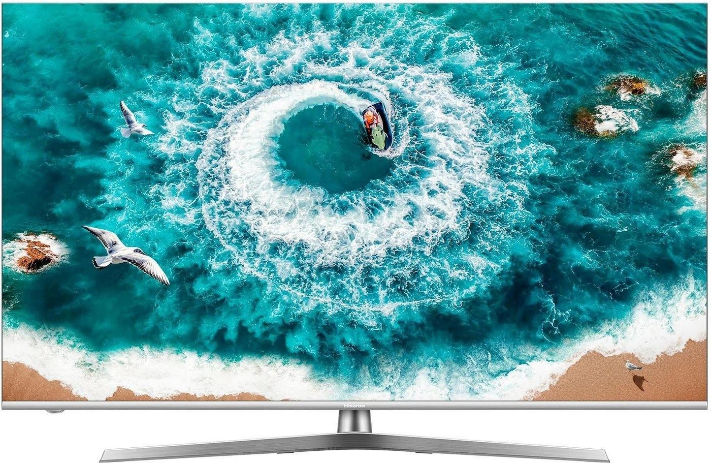 """TV 55"""" Hisense H55U8B - 4K UHD, HDR, ULED, 100 Hz, Dolby Vision & Atmos (+ 29.95€ en SuperPoints) - vendeur Boulanger"""