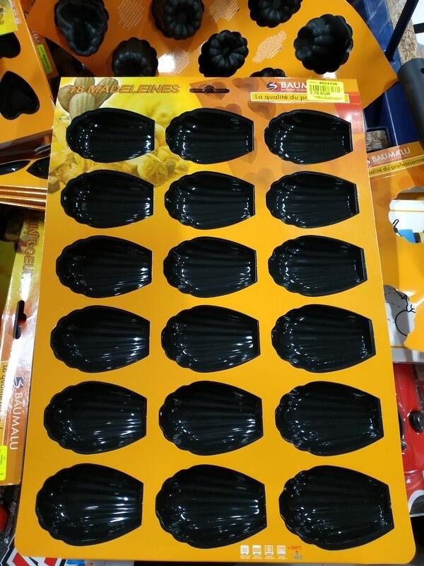 Moules en silicone Baumalu (différentes formes) - Geispolsheim (67)