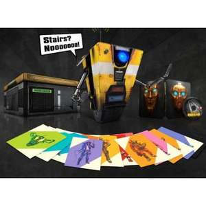 Coffret Collector Borderlands Handsome Collection Claptrap-in-a-box sur Xbox One