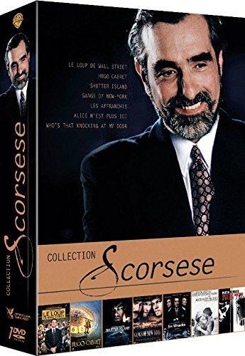 Coffret DVD Scorsese 7 films - Edition limitée