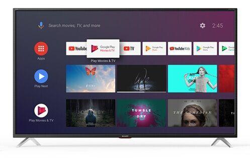 """TV 65 """" Sharp 65BL5EA - 4K UHD, HDR 10, HLG (+ 90€ en carte cadeau)"""
