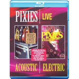 The Pixies - Acoustic & Electric / Blu-Ray