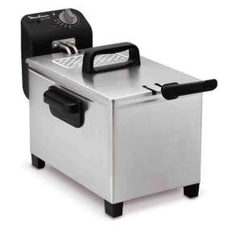 Friteuse Moulinex AM205010 Semi Pro Inox