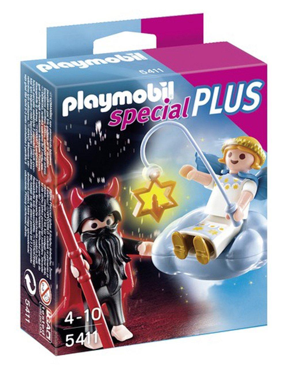 [Panier Plus] Sélection de Playmobil en promotion - Ex : Figurines Angelot et Diablotin (5411)