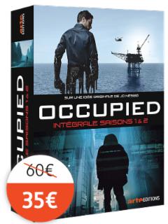 Sélection de Blu-ray / DVD / VOD en promotion - Ex: Coffret DVD Occupied - Saisons 1 & 2