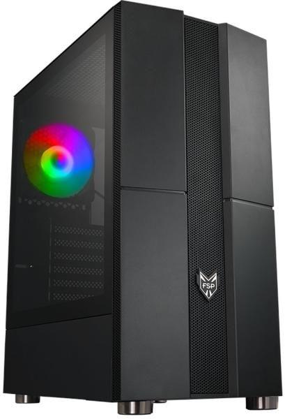 PC Gamer - Ryzen 3600, RTX 2070 Super, 16GO de RAM 3200Mhz, SSD 480GO, Alimentation beQuiet! 600W 80+ Bronze