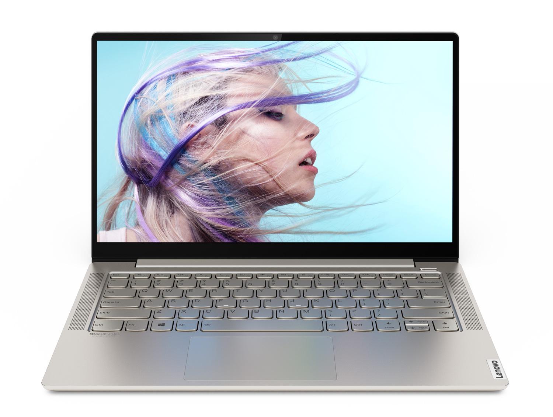 "Sélection de PC Lenovo Yoga en promotion - Ex : PC portable 14"" Lenovo Yoga S740 - Full HD, i5-1035G4, 8 Go RAM, 256 Go SSD, Windows 10"