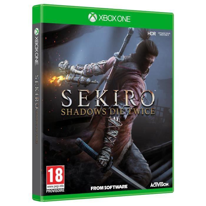 Jeu Sekiro: Shadows Die Twice sur Xbox One