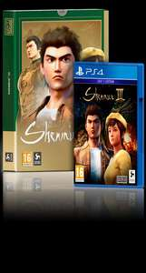 Jeu Shenmue III - Edition Collector sur PS4