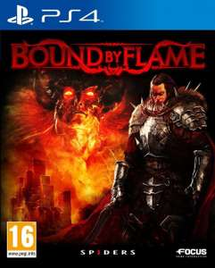 Screamride sur Xbox One ou  Bound By Flame sur PS4