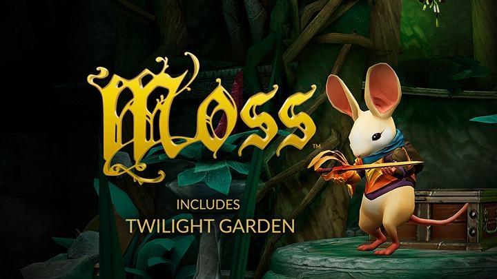 Moss sur Oculus Quest (Dématérialisé - Oculus Quest Store)