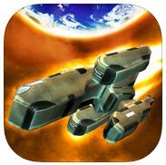 Sélection de 4 jeux iOS gratuits (valeur totale de 12.96€) - Ex : Quantum Galaxy