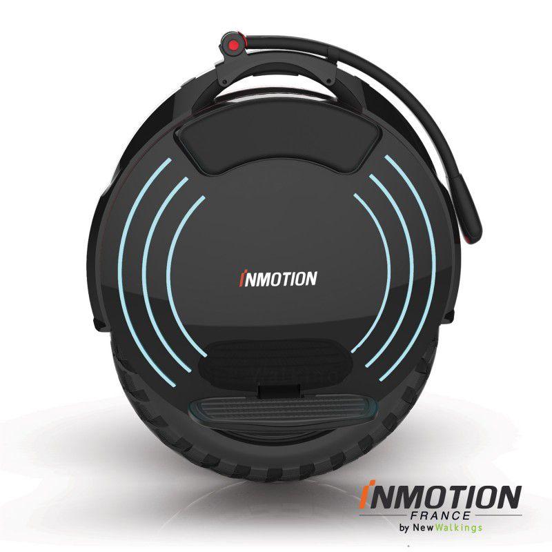 "Gyroroue Inmotion V10 - 1800 W, 25 km/h, 16"" (inmotion-france.fr)"