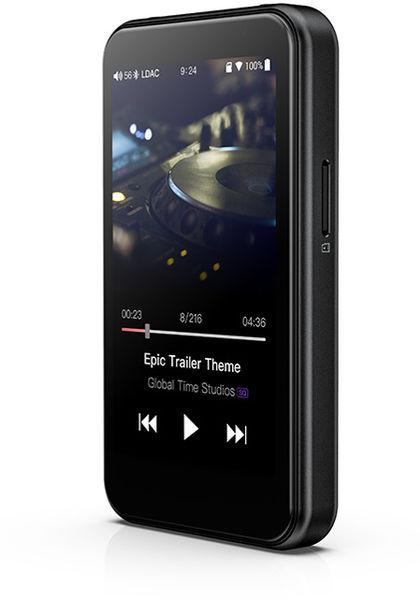 Baladeur audiophile FiiO M6