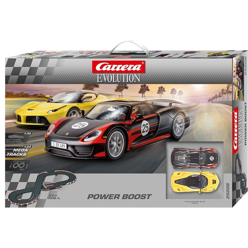 Circuit Carrera Evolution Power Boost