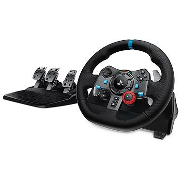 Volant de course Logitech G29 Driving Force avec Pédales pour PS4/PS3 et PC