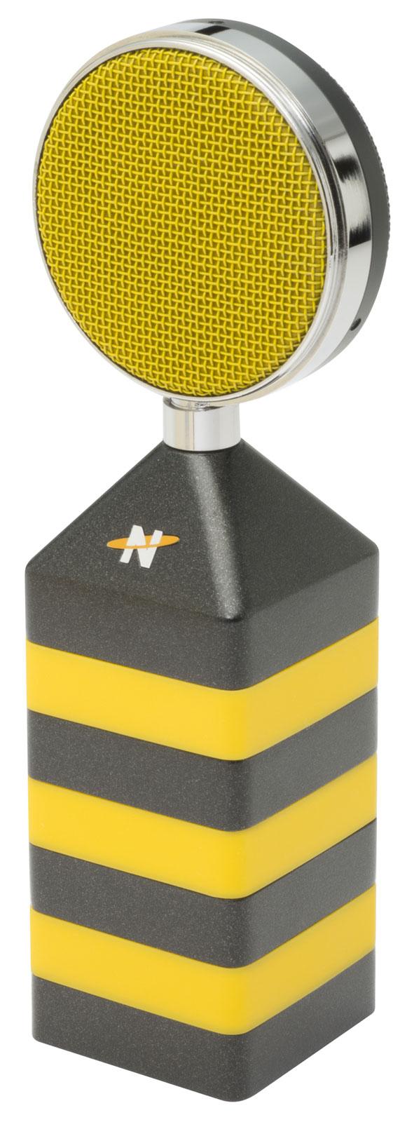 Microphone à condensateur large capsule Neat Kingbee