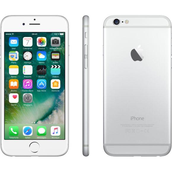 """Smartphone 4.7"""" Apple iPhone 6 - 16 Go (Reconditionné - Bon état)"""