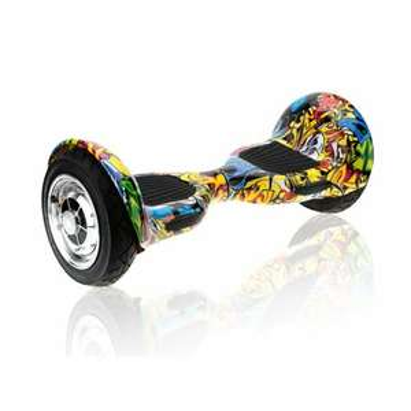 Hoverboard 10'' Urbanglide 100 Multicolor GY33809 (Reconditionné)