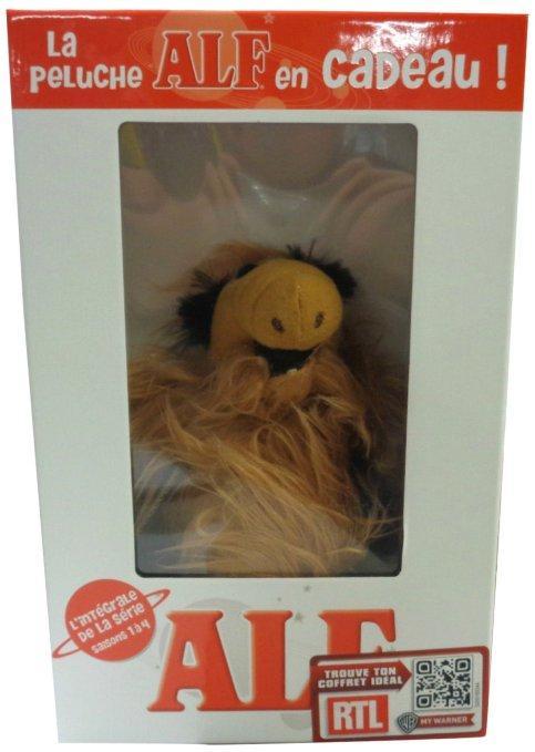 Coffret DVD ALF - L'intégrale de la série + peluche Alf édition limitée