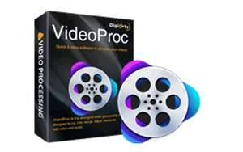 Licence à vie gratuite pour le logiciel de montage vidéo VideoProc V3.5 (Mac & Windows - Dématérialisé)