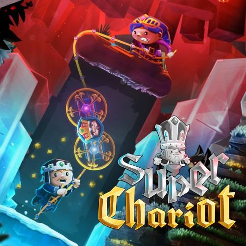 Super Chariot sur Nintendo Switch (Dématérialisé)