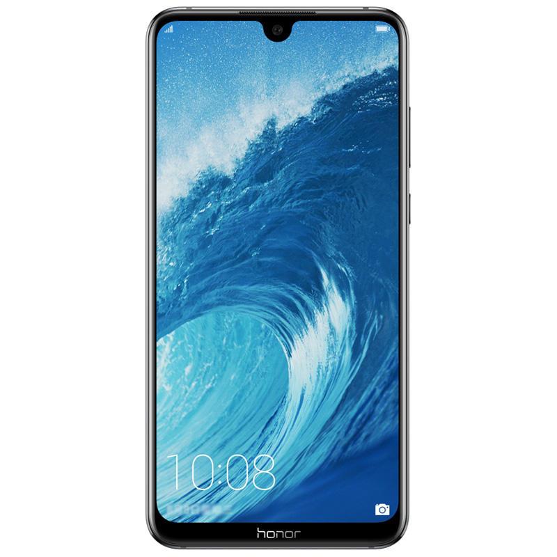 "Smartphone 7,12"" Huawei Honor 8X Max - 6Go RAM, 64Go ROM, Snapdragon 660, Bleu, 4G (Sans B20 et B28)"