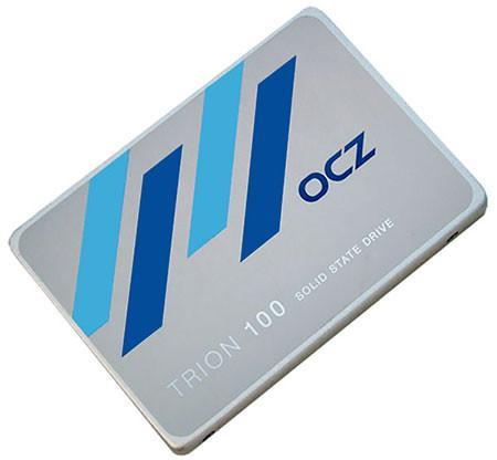 """SSD Interne 2.5"""" OCZ Trion 100 - 120 Go"""