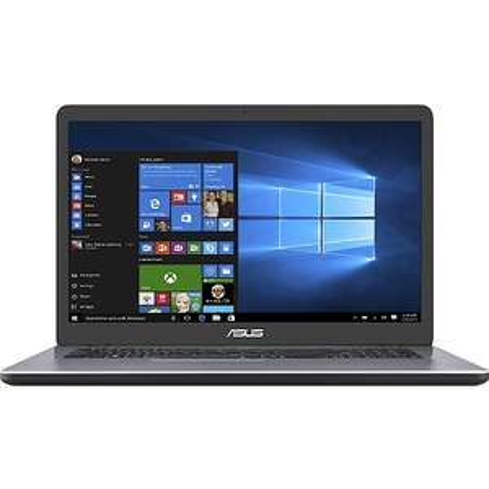 "PC Portable 17"" Asus X704QA-BX185T - AMD Quad Core A12-9720P, 2To HDD, 256Go SSD, 8Go RAM"