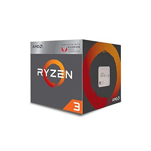 Processeur AMD Ryzen 3 3200G - 4 coeurs, 3,50 GHz, Vega 8 (Vendeur Tiers)