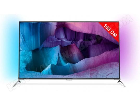 "TV LED 43"" Philips 43PUS7100/12 - 4K, 3D"