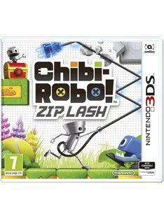 Chibi Robo: Zip Lash sur 3DS