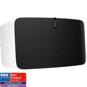 Enceinte Wi-Fi Sonos Play 5 - Blanc