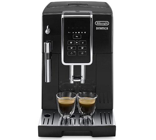 Machine à café automatique Delonghi Dinamica ECAM 350.15.B (Frontaliers Allemagne)