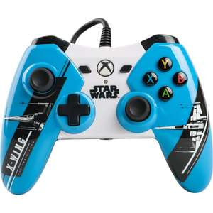 Manette filaire Xbox One Star Wars Starfighter ou  BB8 expl Starfighter