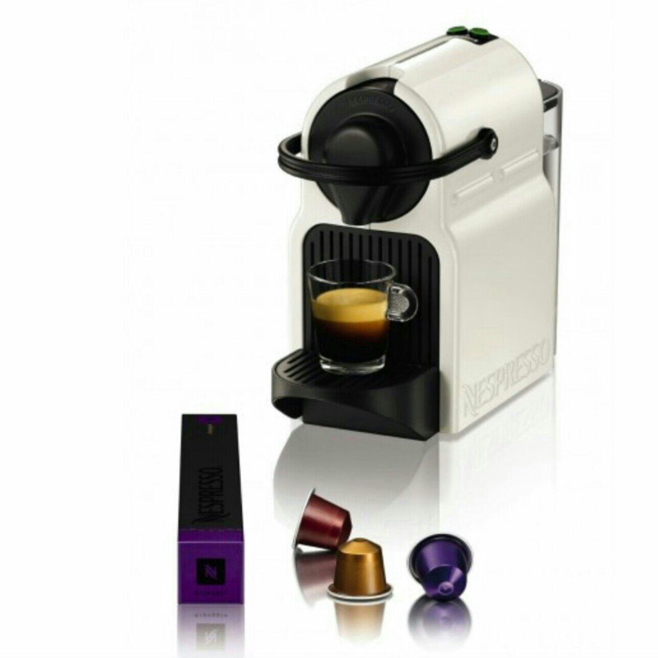 Machine à café Krups Inissia YY1530FD - Blanc