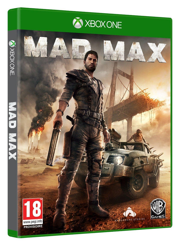 Sélection de jeux en promotion - Ex : Mad Max sur PS4 et Xbox One
