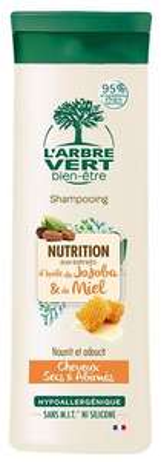 Shampooing L'Arbre Vert - Différentes variétés (via BDR)