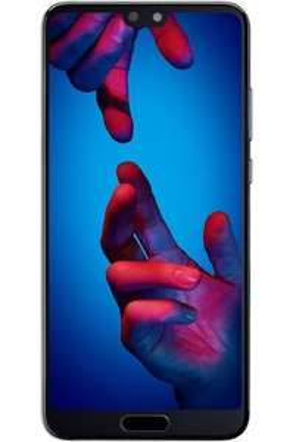 "Smartphone 5.8"" Huawei P20 - 128 Go (Noir) - Via retrait magasin"