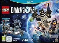 Pack de démarrage Lego Dimensions sur Nintendo WII U