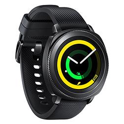 Montre GPS Samsung Gear Sport - Noire